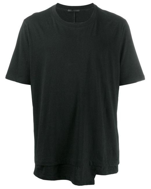 メンズ The Viridi-anne ボクシーフィット Tシャツ Black