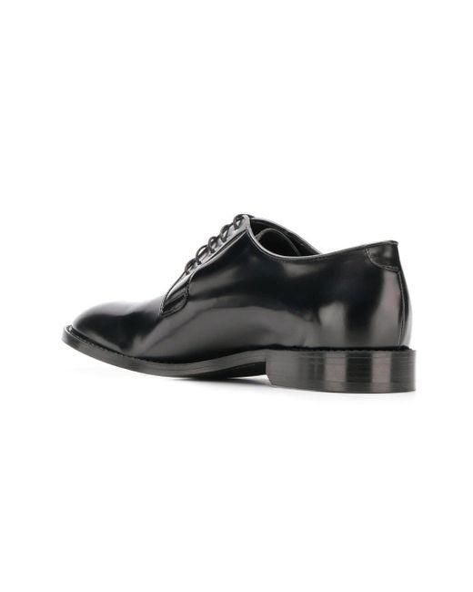 Туфли На Шнуровке Paul Smith для него, цвет: Black