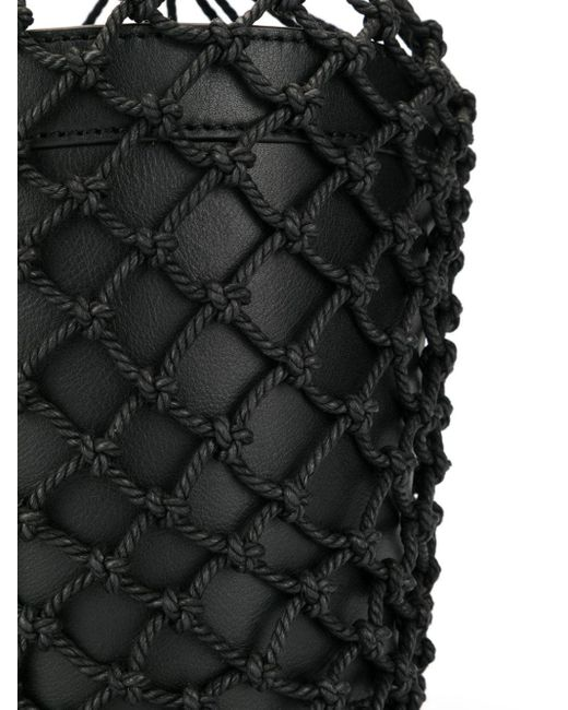 Сумка-ведро Moreau Staud, цвет: Black