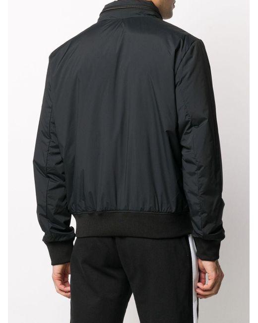 メンズ Armani Exchange ボンバージャケット Black