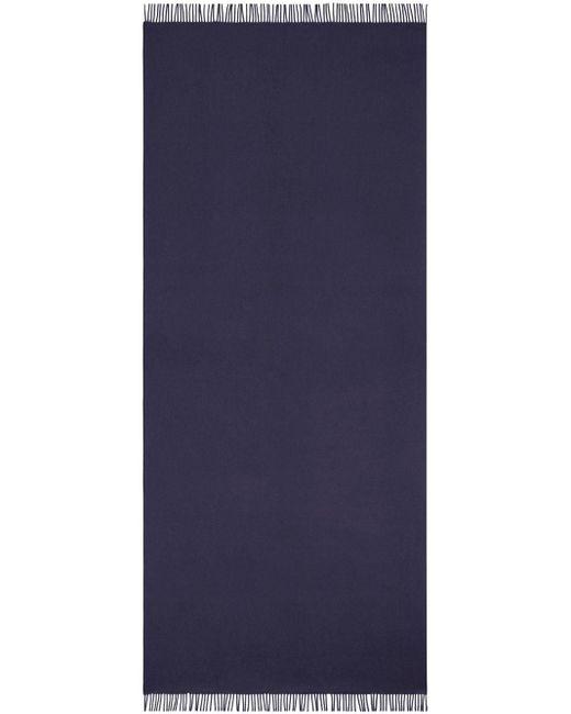 Burberry モノグラム スカーフ Blue