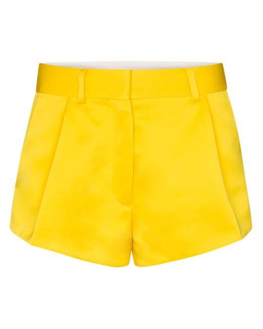 Heron Preston サテンショートパンツ Yellow