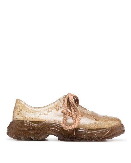 Rombaut Brown Boccaccio Low-top Sneakers