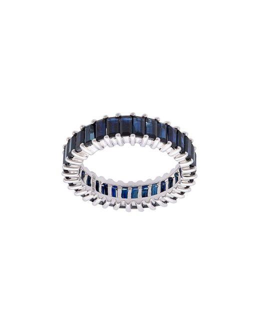 Dana Rebecca Black Sapphire Eternity Ring
