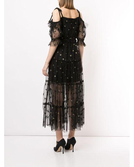 Alice McCALL Moon Lover レースドレス Black