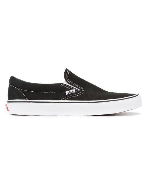 Chaussures de skate classiques Vans pour homme en coloris Noir - Lyst