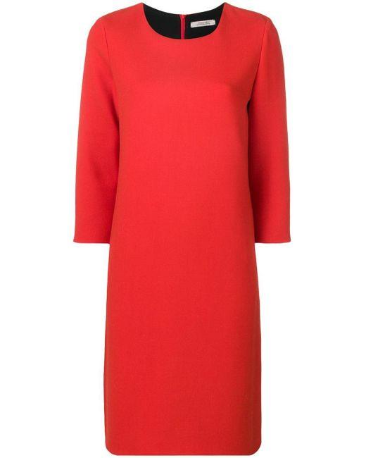 Dorothee Schumacher シフトドレス Red