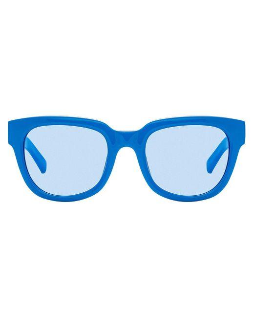 メンズ Linda Farrow 3.1 Phillip Lim 158 C3 サングラス Blue
