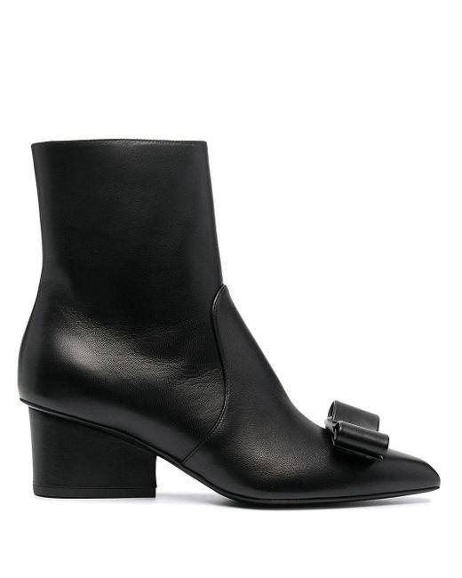 Ботинки Viva Ferragamo, цвет: Black