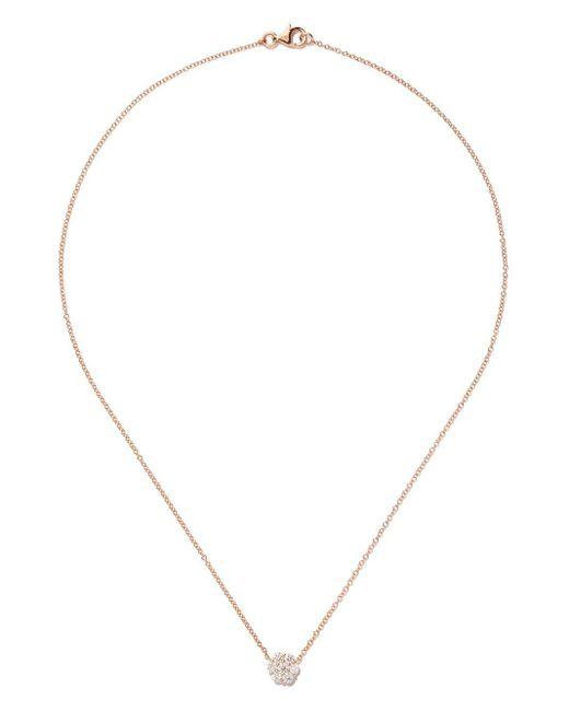 AS29 Essentials ダイヤモンド ネックレス 18kホワイトゴールド Multicolor