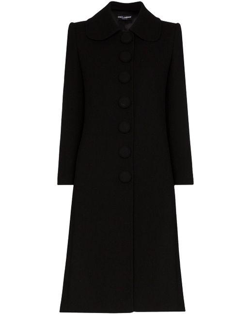 Dolce & Gabbana シングルコート Black