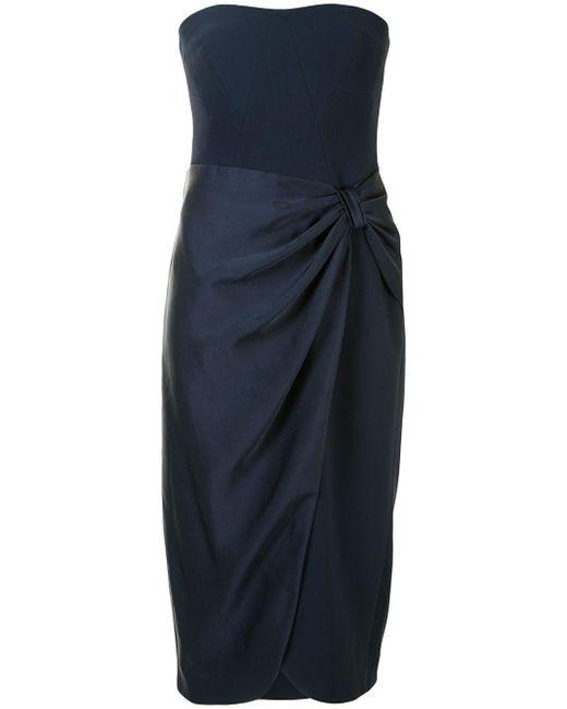 Jonathan Simkhai Spencer ドレス Blue