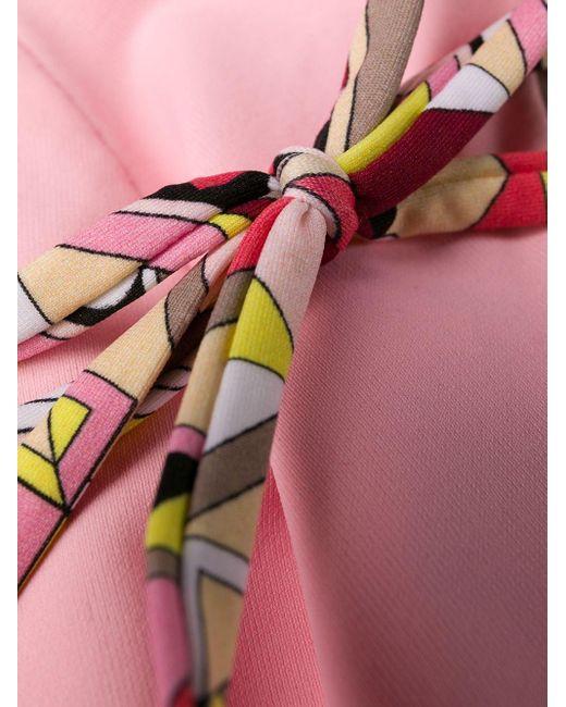 Emilio Pucci Bes ビキニトップ Pink