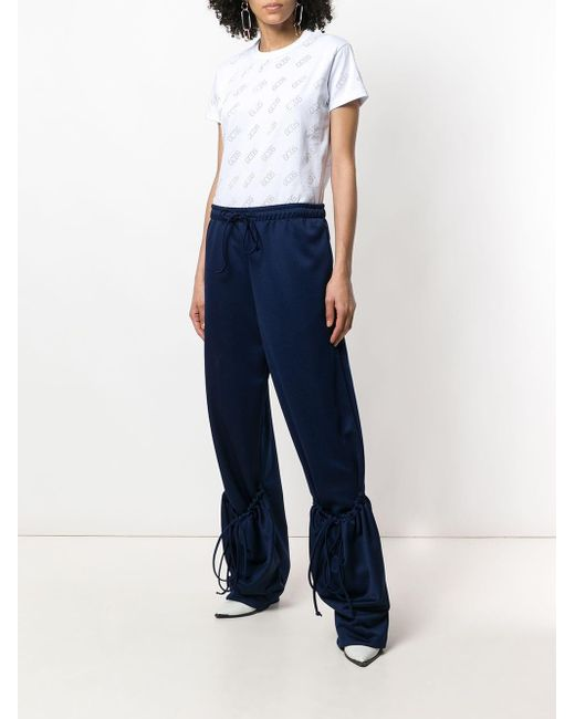 Gcds プリントtシャツ White