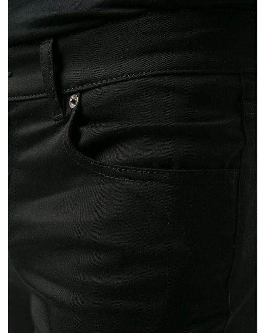 メンズ Moschino ストレートパンツ Black