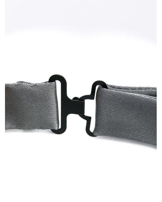メンズ Dolce & Gabbana 蝶ネクタイ Gray