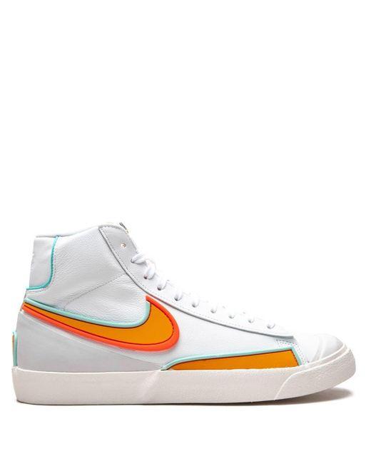 Nike Blazer Mid 77 ハイカットスニーカー White