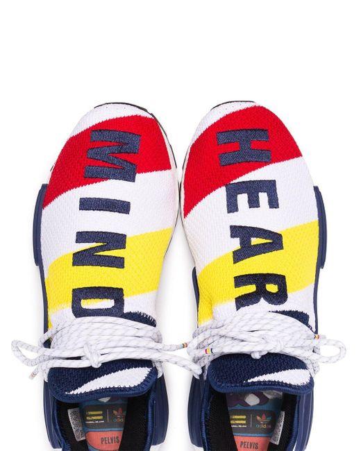 メンズ Adidas Originals Nmd Hu Bbc スニーカー Multicolor