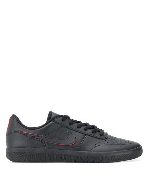 メンズ Nike Sb Team Classic スニーカー Black