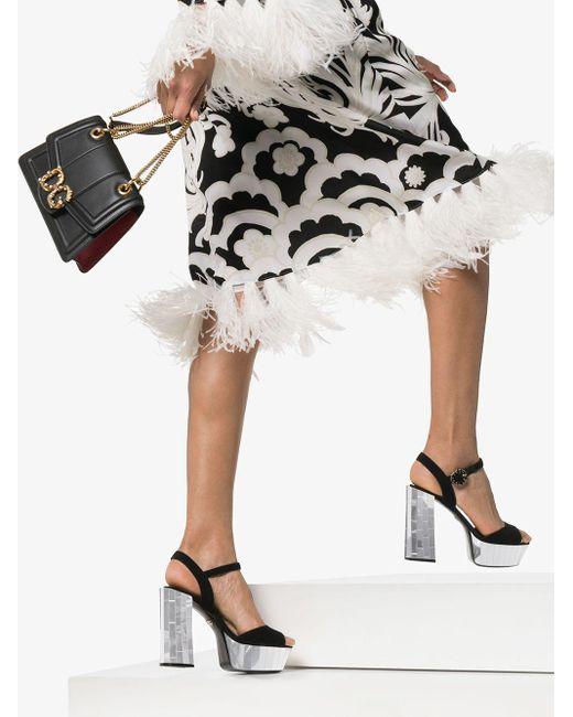 Dolce & Gabbana Belluci 120 サンダル Multicolor