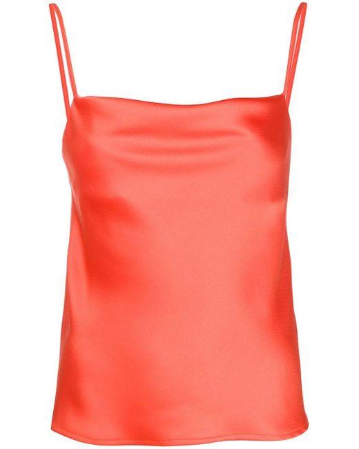 Blanca Vita キャミソール Orange