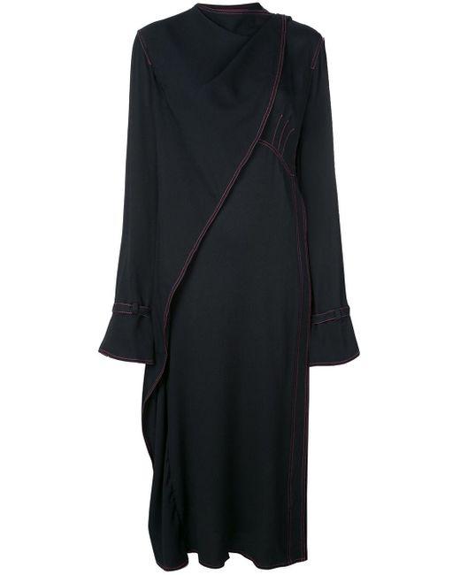 Sies Marjan Dimity Marocaine ドレス Black