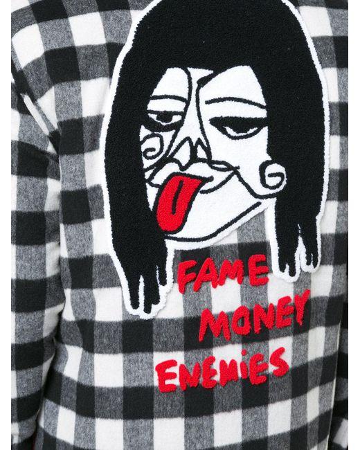 メンズ Haculla Fame Money Enemies シャツジャケット Multicolor