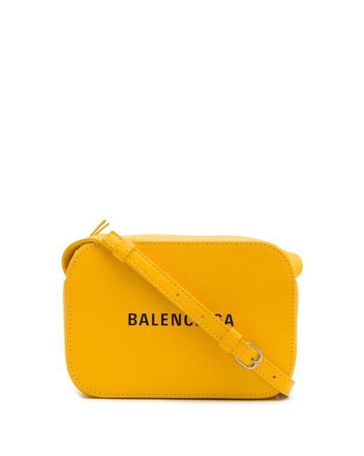 Balenciaga エブリデイ ショルダーバッグ Xs Yellow