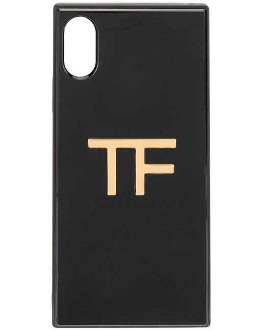 Tom Ford ロゴ Iphone X ケース Black