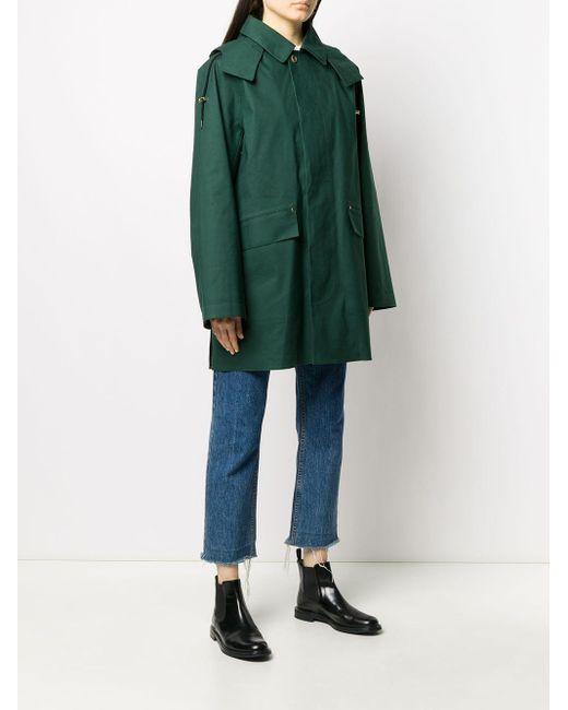 Mackintosh シングルコート Green