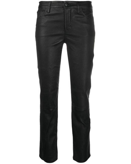 Pantalon de tailleur slim J Brand en coloris Black