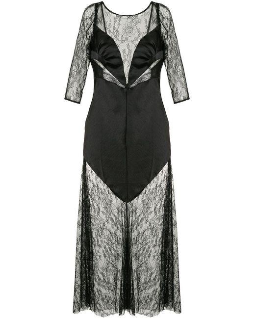 Alice McCALL Black Beauty レース ドレス