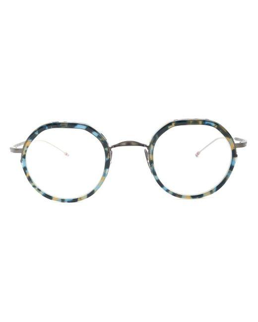 Thom Browne ラウンド 眼鏡フレーム Multicolor