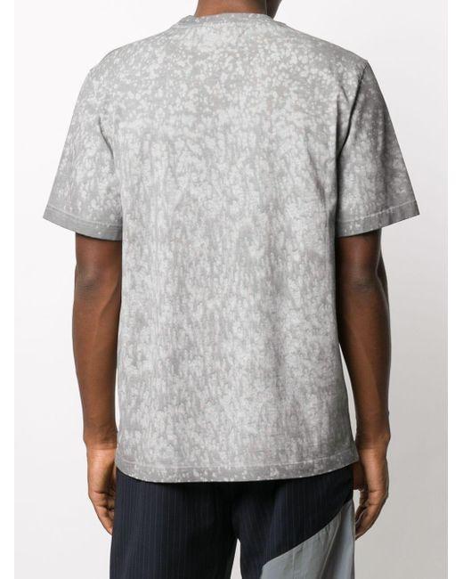メンズ Daily Paper ロゴ Tシャツ Gray