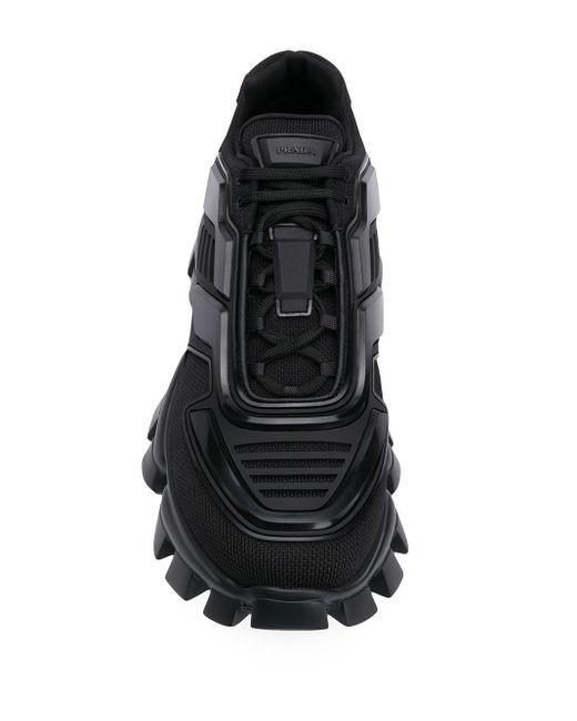 Prada 'Cloudbust Thunder' Sneakers in Black für Herren