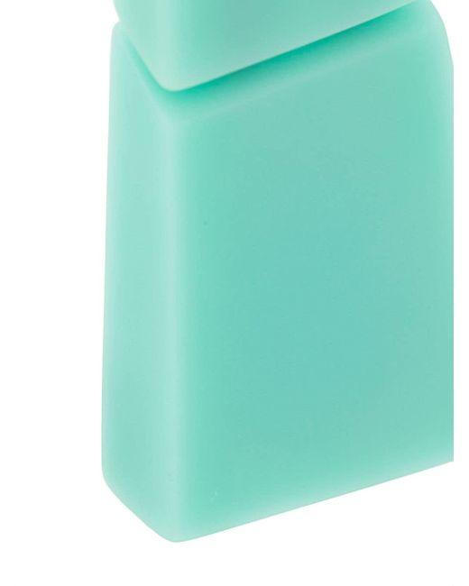 Серьги Геометричной Формы Monies, цвет: Green