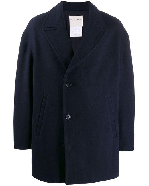 Stephan Schneider 'Mill' Jacke in Blue für Herren