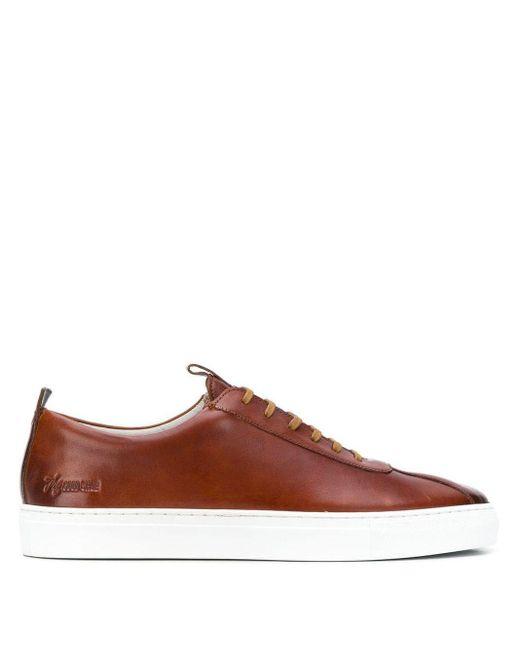 メンズ GRENSON Low-top Sneakers Multicolor