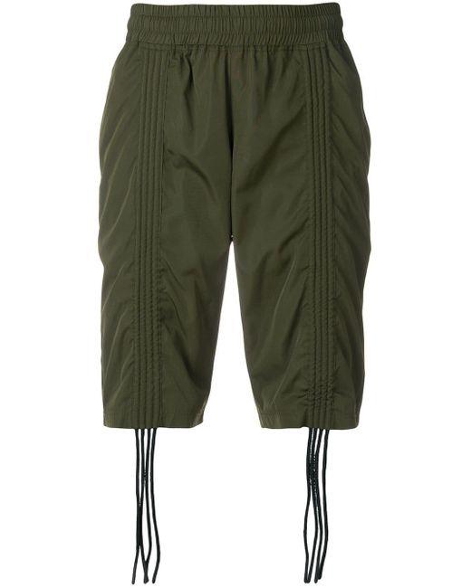 メンズ KTZ コード ショートパンツ Green