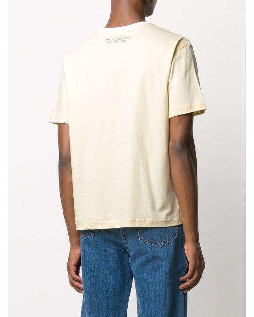 Telfar プリント Tシャツ Yellow