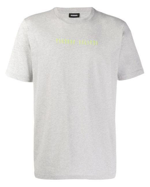 メンズ DIESEL Sensory Eclipse Tシャツ Multicolor
