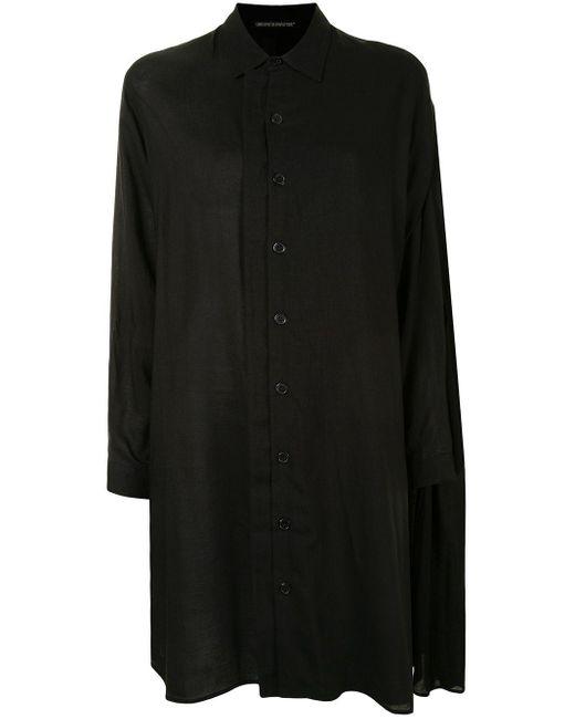 Yohji Yamamoto シャツ Black