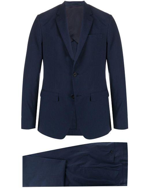 メンズ Mackintosh X Mr Start スーツ Blue