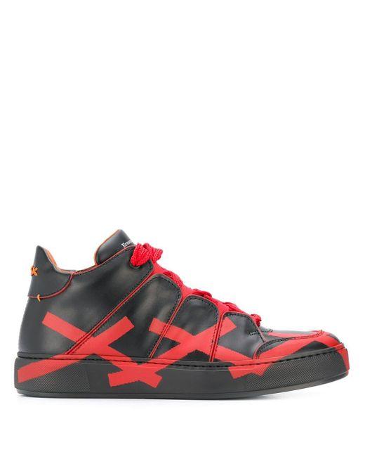Ermenegildo Zegna Klassische Sneakers in Black für Herren