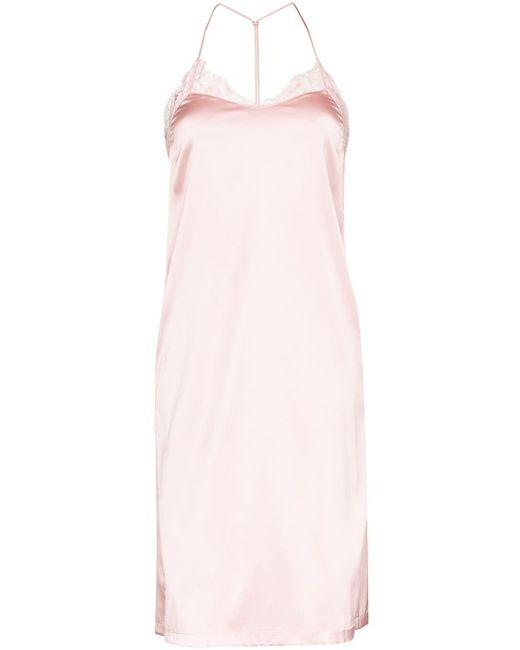 La Perla Maison ナイトドレス Pink