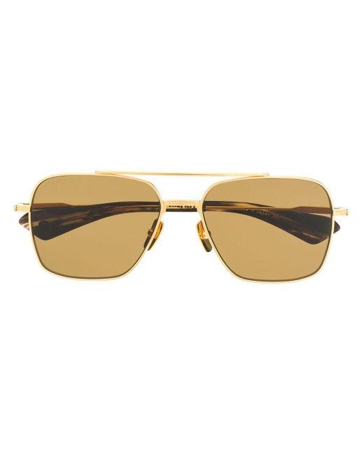 Солнцезащитные Очки Flight Seven Dita Eyewear, цвет: Metallic