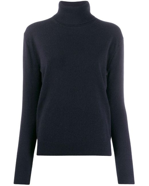 Filippa K タートルネック セーター Blue