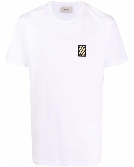 Футболка С Логотипом Low Brand для него, цвет: White