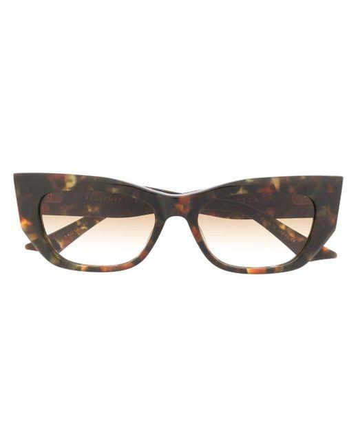 Dita Eyewear トータスシェル サングラス Multicolor