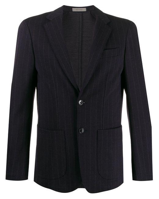 メンズ Corneliani シングルジャケット Blue